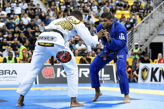 Andre Galvao a gladiator in the BJJ and grappling field