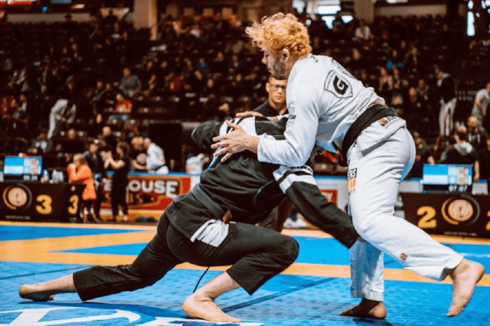 Action Reaction in Jiu-Jitsu