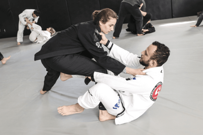 Jiu-Jitsu Balance and Posture
