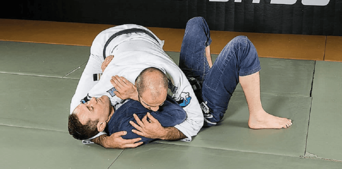 Jiu-Jitsu Side Control Survival
