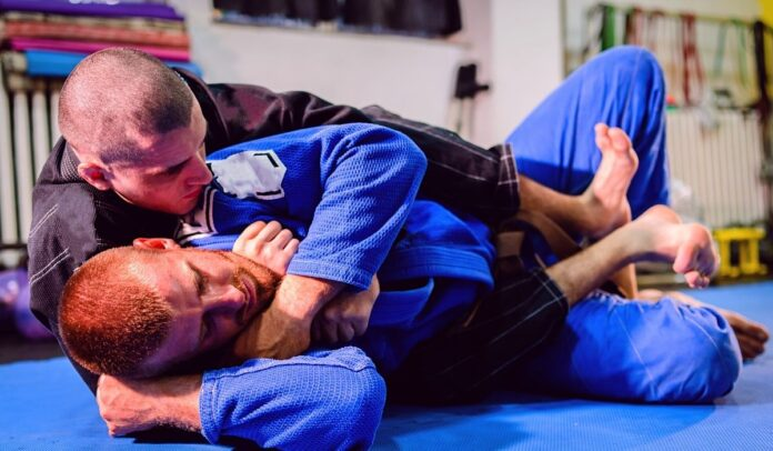 bjj back survival for beginners
