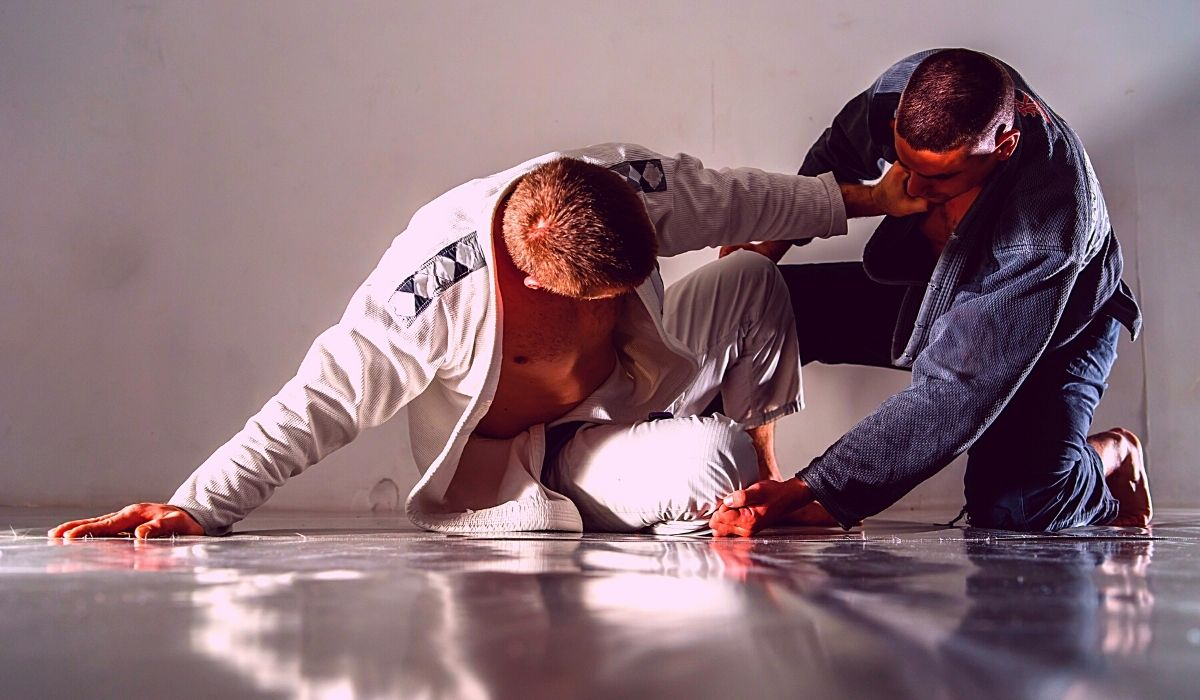 bjj principles that will make you better fighter in life