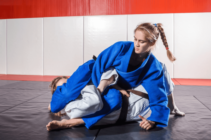 jiu jitsu women challenges and benefits