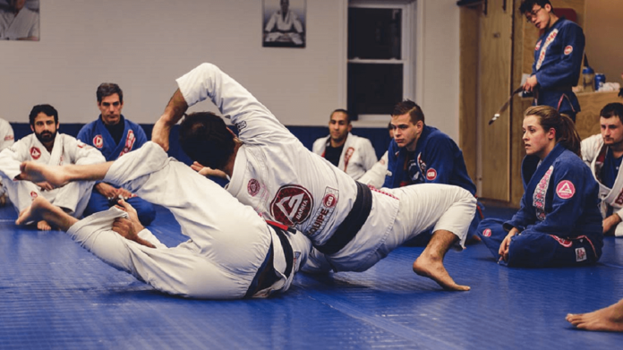 How the Gracie Barra has made the difference in jiu-jitsu
