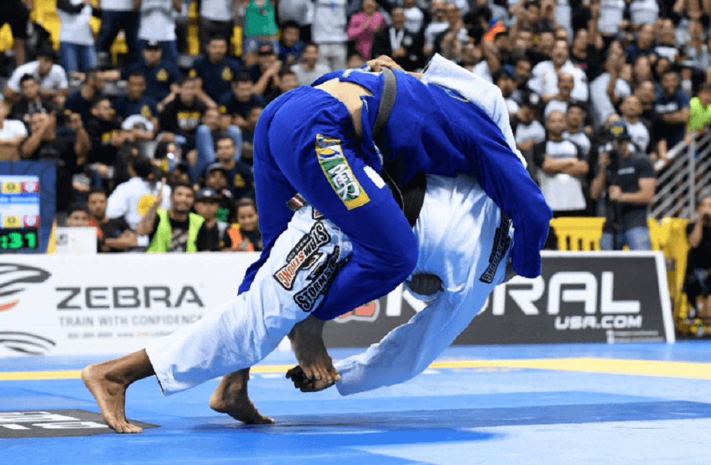bjj guard for beginners