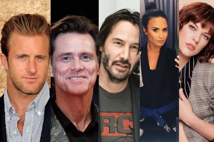 21 Famous celebrities that you won't believe their BJJ rank