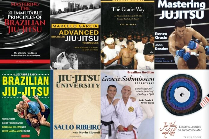 Best Brazilian jiu jitsu books