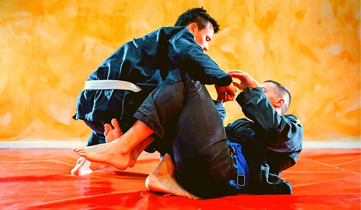how to build a tough bjj half guard game
