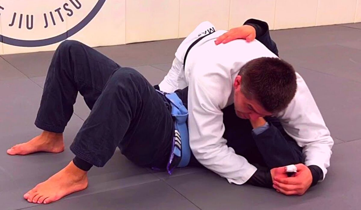 bjj side control submissions