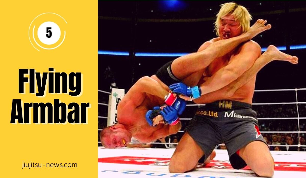 types of armbars